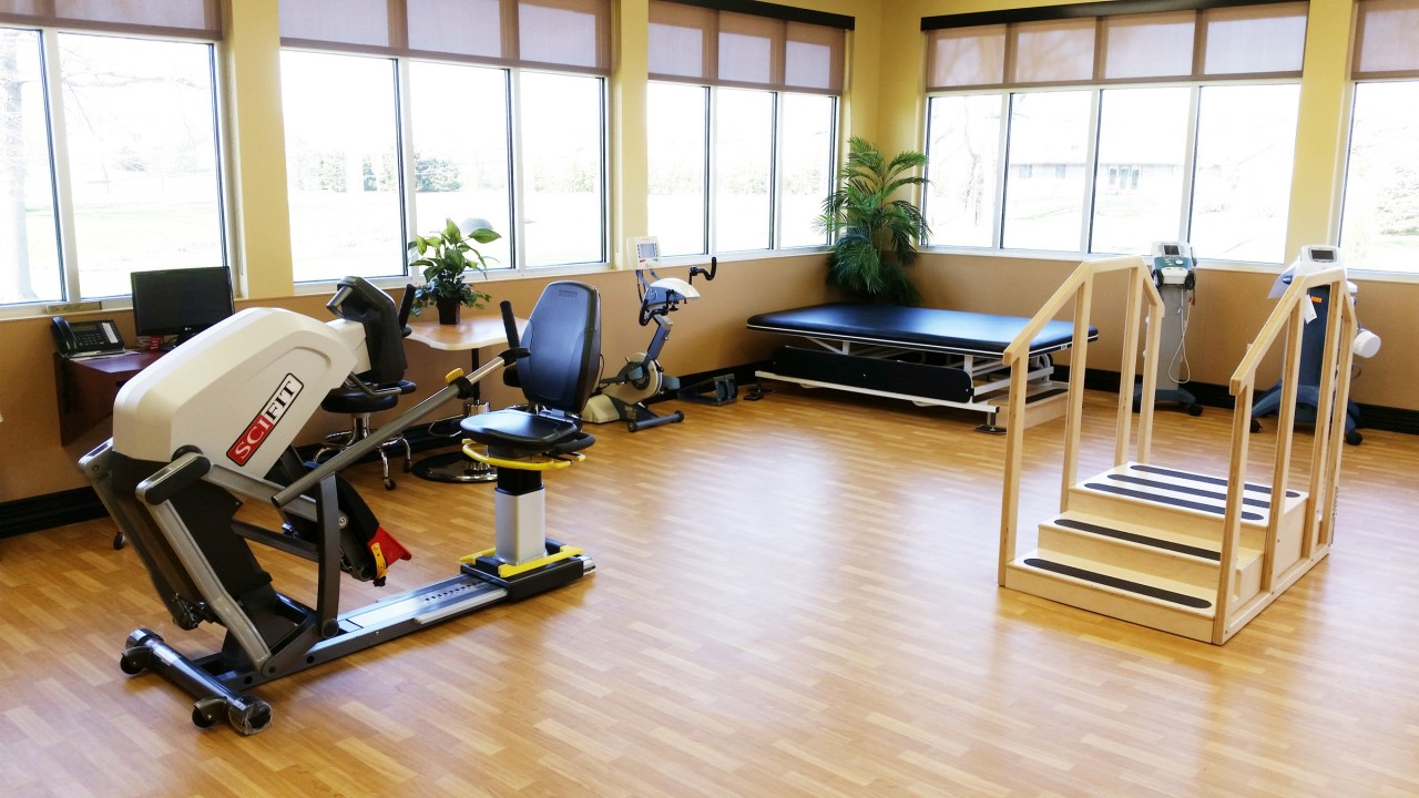 Therapy gym equipment